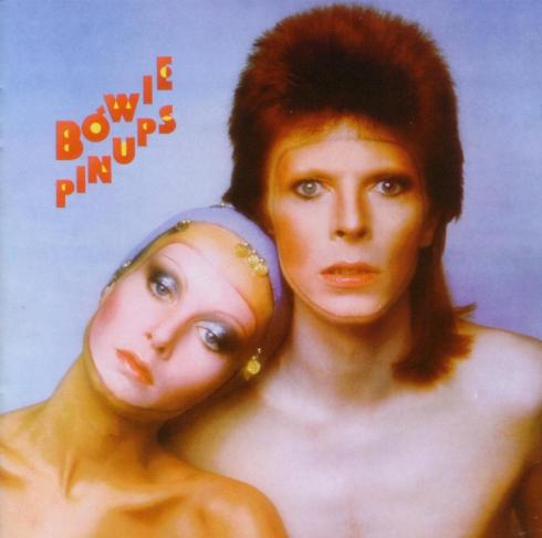 David Bowie - Pin Ups - Front